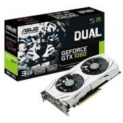 Asus Karta graficzna Asus Dual GeForce GTX 1060 3GB DUAL-GTX1060-3G