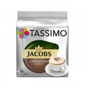 Tassimo Jacobs Cappuccino Classico 16 capsule