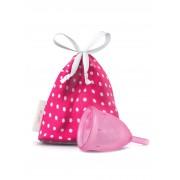 Ladycup Menstruationstasse pink - L