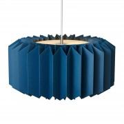 LE KLINT Onefivefour hanging light, blue, large