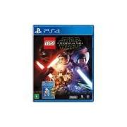 Lego Star Wars O Despertar Br - Playstation 4 - Playstation 4