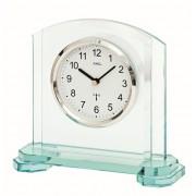 AMS Tafelklok glas, zendergestuurd 5148