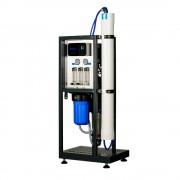 """Osmoza inversa comerciala, FILTRO RO 280L, controler, 1 membrana 40"""", prefiltrare si pompa inclusa"""