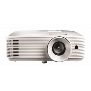 Projector, Optoma EH334, DLP, 3600LM, FullHD, White (E1P1A0NWE1Z1)