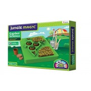 Playking Jungle Magic Garden Sciencz Experimental Educational Game | DIY Creative Botanical Science Exploration Toy For Kids - Grow, Explore and Learn