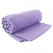 Ekea törölköző szett, gyorsan száradó, halvány lila