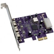 SoNNeT 3PORT Firewire 800 Pcie Card Allegro