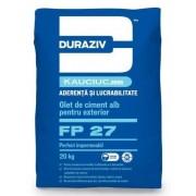 Glet de ciment Duraziv FP 27