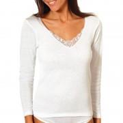 Achel Tee-shirt Chemise manches longues femme - Rhovylon