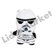 Stormtrooper din plus - personaj Star Wars 22 x 14 x 10 cm