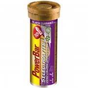 PowerBar 1 Tab Black Currant - Male - Goud - Grootte: One Size