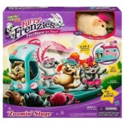 FurReal Friends Furry Frenzies Zoomin Stage by Hasbro