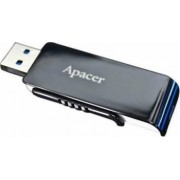 USB Flash Drive Apacer AH350 128GB USB 3.0 Negru