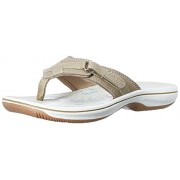 Clarks Women's Brinkley Sea Grey Fashion Sandals - 3 UK/India (35.5 EU)