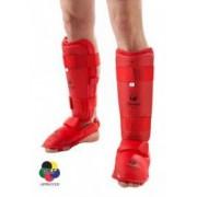 Tibiere + botosei TOKAIDO WKF Approved masura M rosii