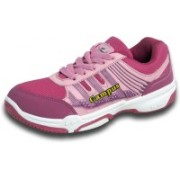 Campus Cps Running Shoes For Women(Pink)