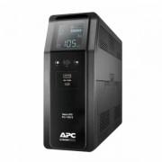APC Back UPS Pro BR 1200VA 720W 1200VA, 8x IEC C13 Outlets, AVR, LCD Interface, Sinewave APC-BR1200SI
