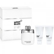MONT BLANC SET CADOU LEGEND SPIRIT 100ml Apa de Toaleta + 100ml After Shave Balsam + 100ml Gel de Dus, Barbati 100 ml