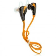 Maxy Auricolare Bluetooth 4.0 Rq5 Universale In-Ear Orange Per Modelli A Marchio Blackberry