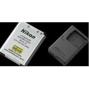 NIKON EN-EL19 Li-ion Camera Battery+ Battery Charger include+ Wrty