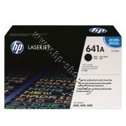 Тонер HP 641A за 4600/4650, Black (9K), p/n C9720A - Оригинален HP консуматив - тонер касета