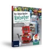 FRANZIS.de - mit Buch Der kleine Hacker - Roboter konstruieren und programmieren
