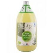 Pur Aloé Aloe Vera Fruchtfleisch 980 ml - Flasche 980 ml
