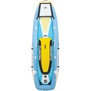 Надуваем 2 в 1 SUP и двуместен каяк Aqua Marina