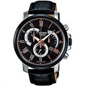 Casio Enticer Black Dial Mens Watch - BEM-506CL-1AVDF (BS123)