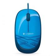Miš Logitech M105, plavi