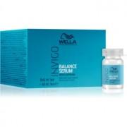 Wella Professionals Invigo Balance Serum sérum contra a queda de cabelo e cabelos finos 8 x 6 ml
