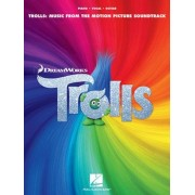 Trolls: Music from the Motion Picture Soundtrack, Paperback