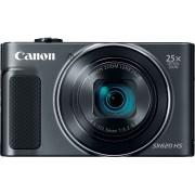 Digtalni foto-aparat Canon Powershot SX620 HS, Crni