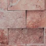 Mozaic Travertin Rosu Scapitat 5x2.5x2 cm