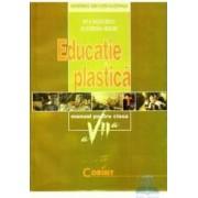 Manual educatie plastica Clasa 7 - Rita Badulescu Ecaterina Morar