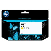HP 72 130ml Yellow Ink Cartridge For use in selected printers.
