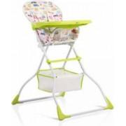 Scaun de masa copii Cangaroo Moove Green