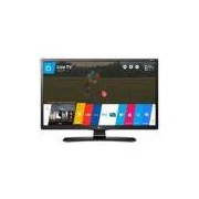 Smart TV Monitor LCD LED 27,5'' LG, 2 HDMI, 1 USB - 28MT49S-PS