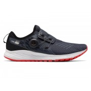 New Balance FuelCore Sonic Grey with Red Black