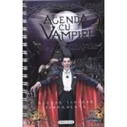 Agenda cu vampiri si alte creaturi. Agenda scolara permanenta