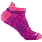 Wrightsock Coolmesh Low Tab - Paars/Roze - S (34 - 37)