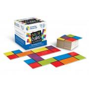 Joc de strategie Cubul culorilor Learning Resources, 40 de carduri, 5 - 9 ani