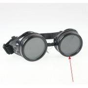 cyber brýle POIZEN INDUSTRIES - Goggle CG1 - BLK - POŠKOZENÉ - MA112