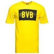 Dortmund T-shirt Stencil - Geel/Zwart