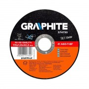 Disc taiere inox GRAPHITE