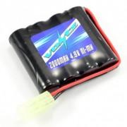 Pack Acumulatori NiMH pentru masini cu telecomanda 4.8V 2000 mAh