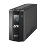 Непрекъсваем ТЗИ APC Back UPS Pro BR 650VA, 6 Outlets, AVR, LCD Interface, Line-Interactive, BR650MI