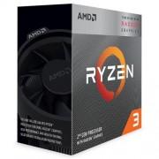 CPU AMD Ryzen 3 3200G 4core (4,0GHz) Wraith