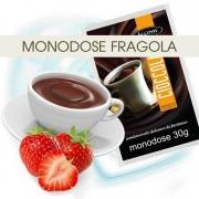 OG-Bicom Cioccolata Calda in Bustine Monodose Fragola 6 box da 25 bustine