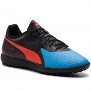 Pantofi PUMA - One 19.4 TT 105495 01 Bleu Azur/Red Blast/Black